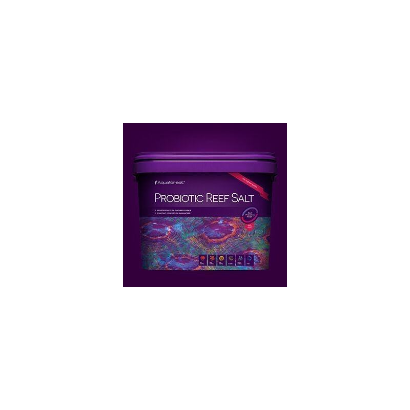 Aquaforest Probiotic Reef Salt