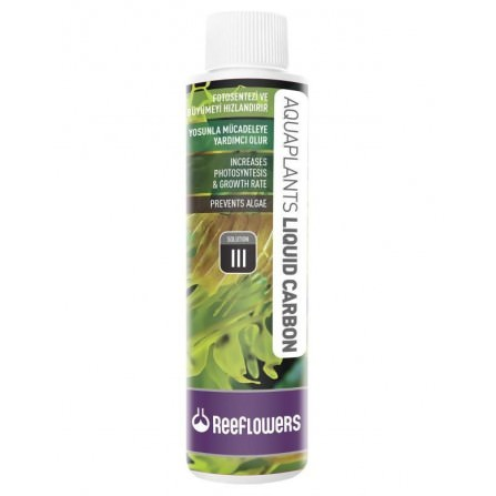 Reeflowers AquaPlants Liquid Carbon III