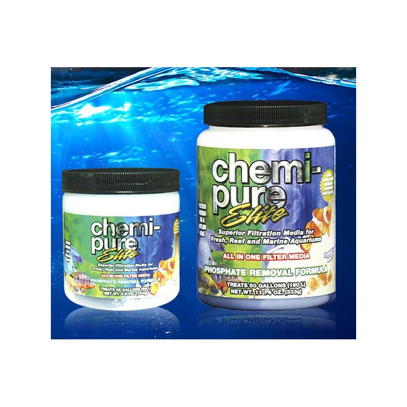 Envases disponibles de Chemi Pure Elite DVH