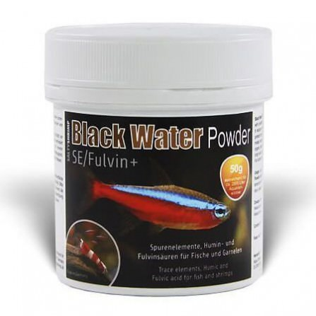 Saltyshrimp Black Water Powder