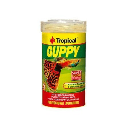 Tropical Guppy 100 ml