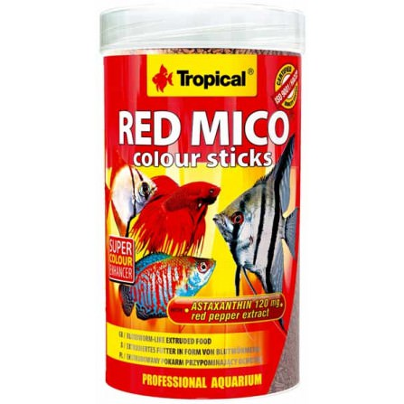 Red Mico Colour Sticks de Tropical - 100 ml