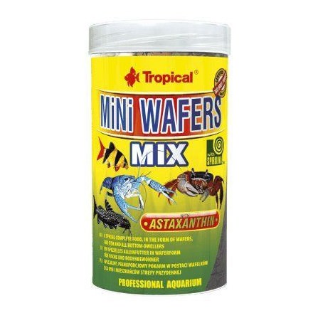 Tropical Mini Wafers Mix 100 ml