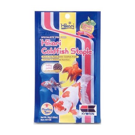 Hikaria Goldfish Staple Baby 30 gr