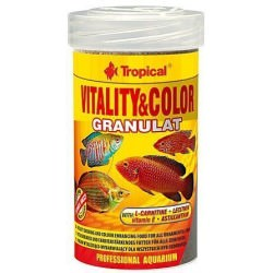 Granulado Vitality & Color de Tropical