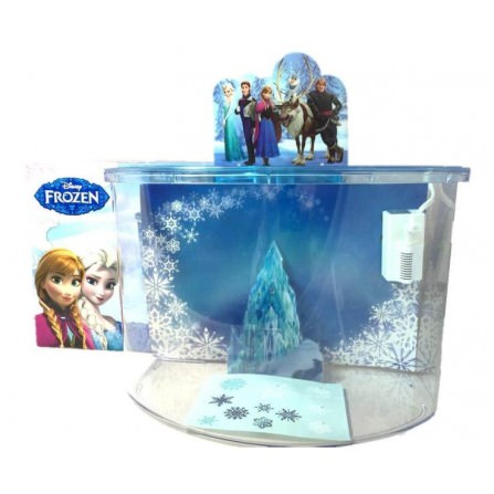 Kit Acuario Frozen 17 L