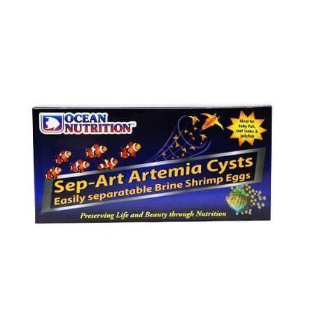 Ocean Nutrition Sep-Art Artemia