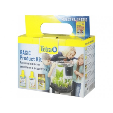 Tetra Basic Product Kit