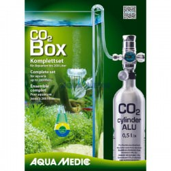 Aquamedic Equipo completo CO2 Box