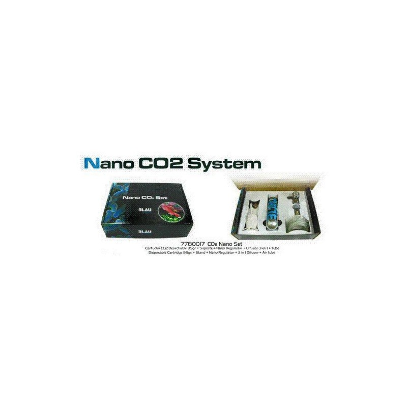 Blau Aquaristic Nano CO2 System